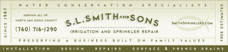 Smith Sprinkler Repair